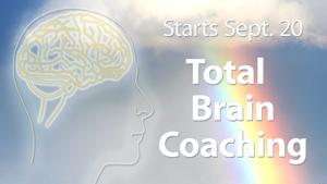 Total Brain Coaching * Image of human brain