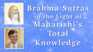 Maharishi and Dr. Peter Warburton - Brahma Sutras in the Light of Maharishi's Total Knowledge