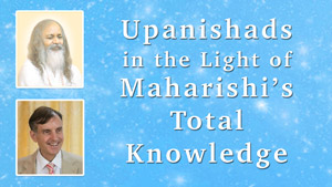 Maharishi and Dr. Peter Warburton - Upanishads in the Light of Maharishi's Total Knowledge